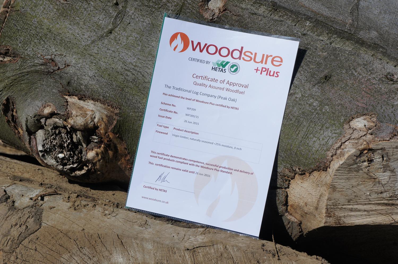 Woodsure Plus Certified
